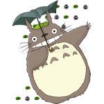 Cute Totoro