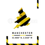 Manchester Bee Map