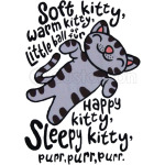 Soft Kitty, Warm Kitty, Inspired by the Big Bang Theory