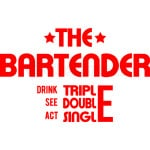 THE BARTENDER -  RED
