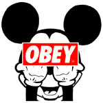 Mickey Mouse Obey