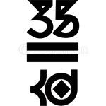 Kevin Durant 35 Kd Black Logo