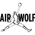 AIR-WOLF Black