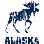 Alaska Deer Rudolph