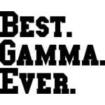 Best. Gamma. Ever.