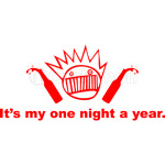 It's my One Night a Year