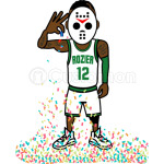 Scary Terry Confetti