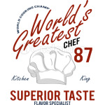 World`s Greatest Chef T-Shirt