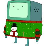 BMO - christmas