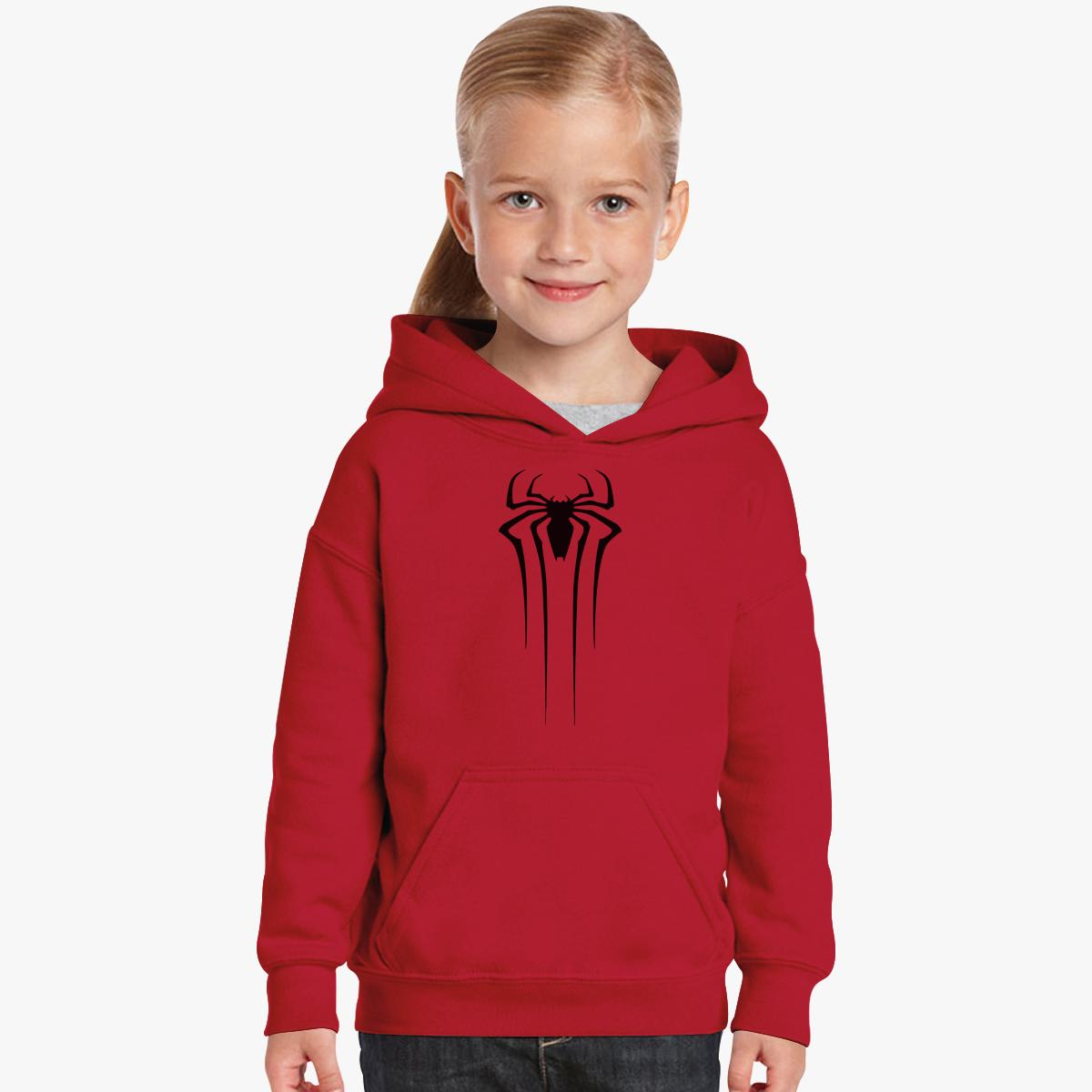 Spider-Man Kids Hoodie
