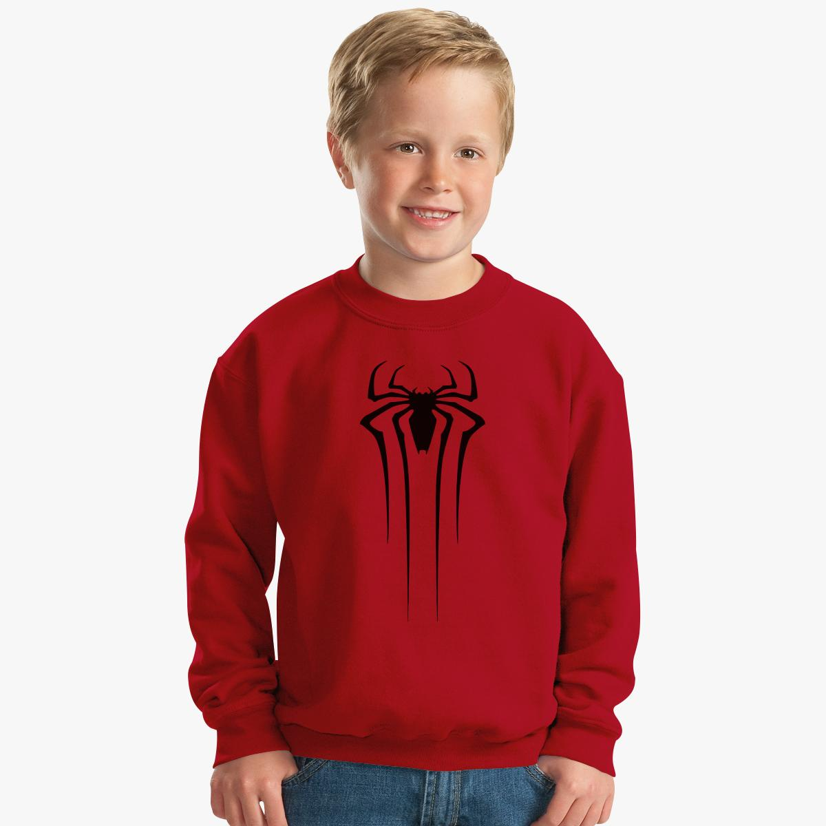 Spider-Man Kids Sweatshirt