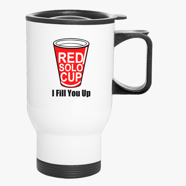 Buy Red Solo Cup Travel Mug, 10557
