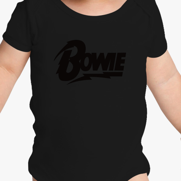 f2e7534ce David Bowie Baby Onesies | Customon.com