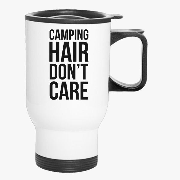 Buy Camping hair care Travel Mug, 123165