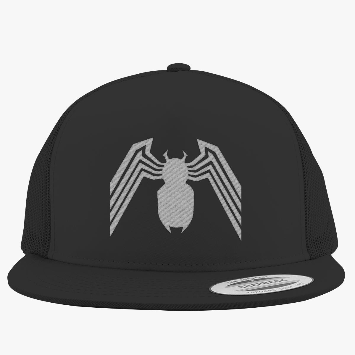 Venom Spider-Man Trucker Hat