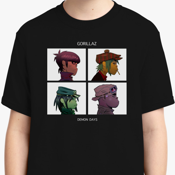 Gorillaz-Demon Days full album zip