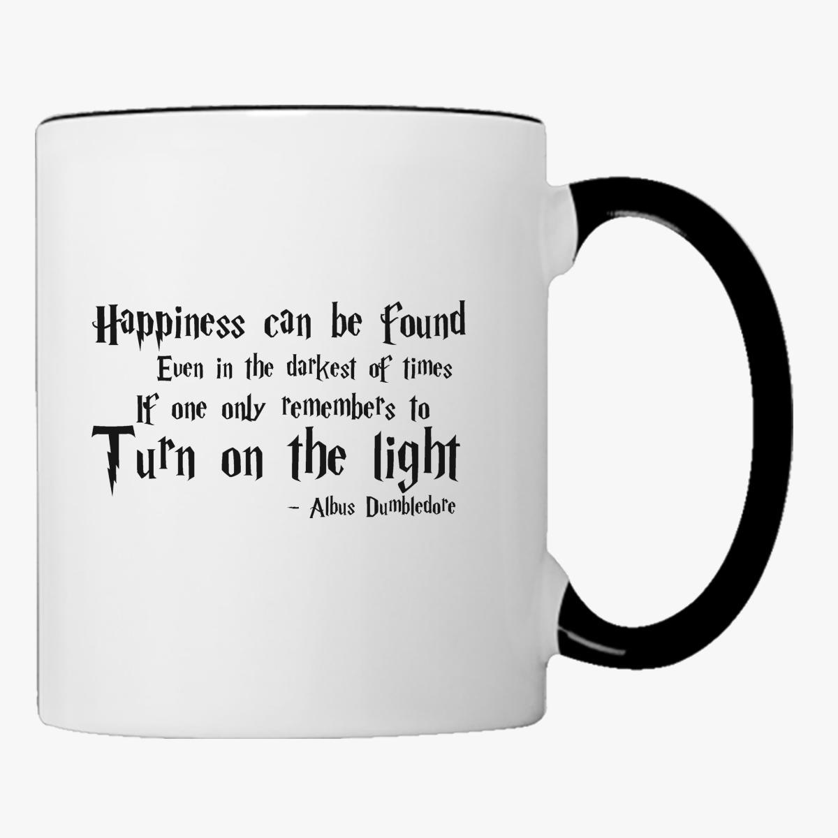 Harry Potter Quote Coffee Mug