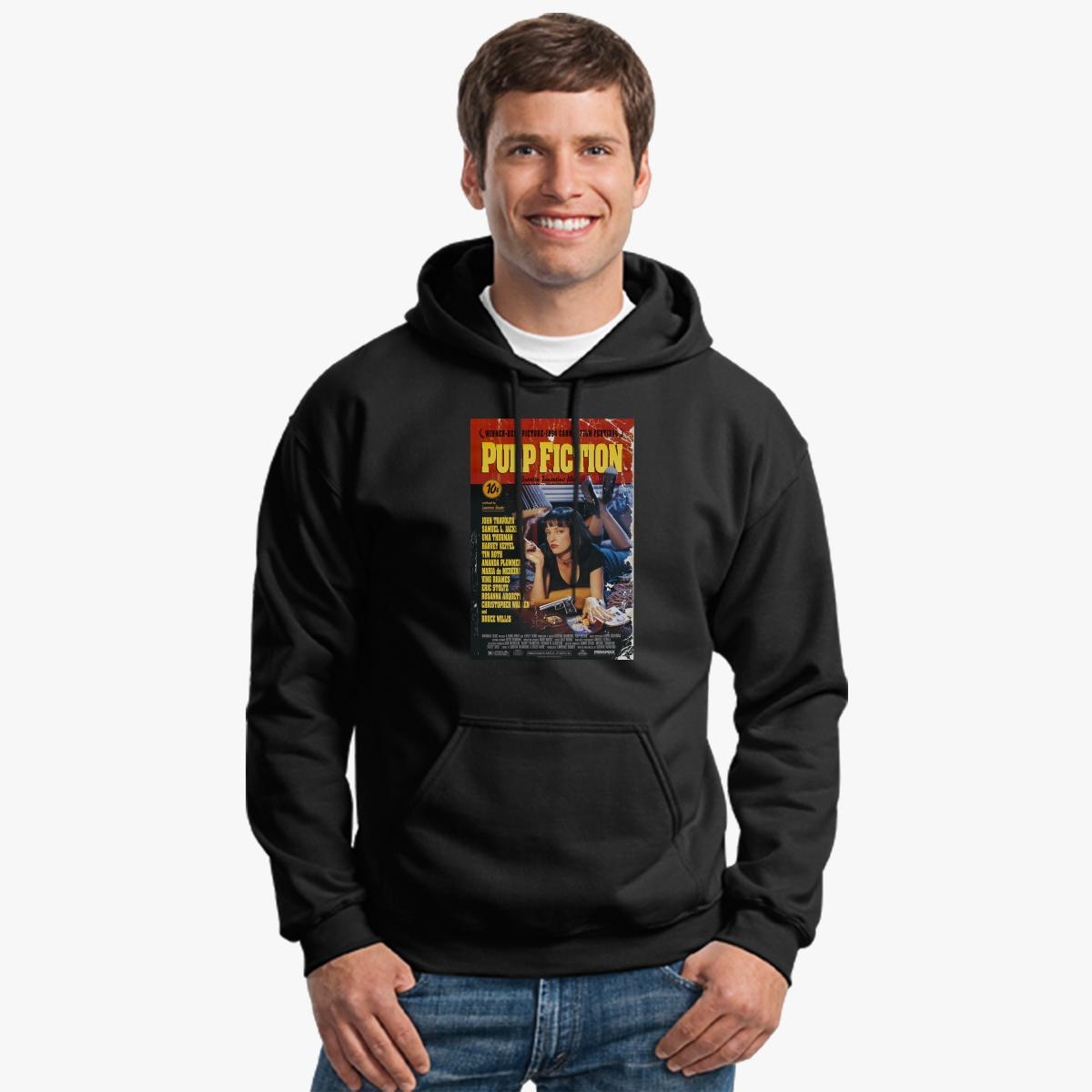 Pulp Fiction Poster Hoodie