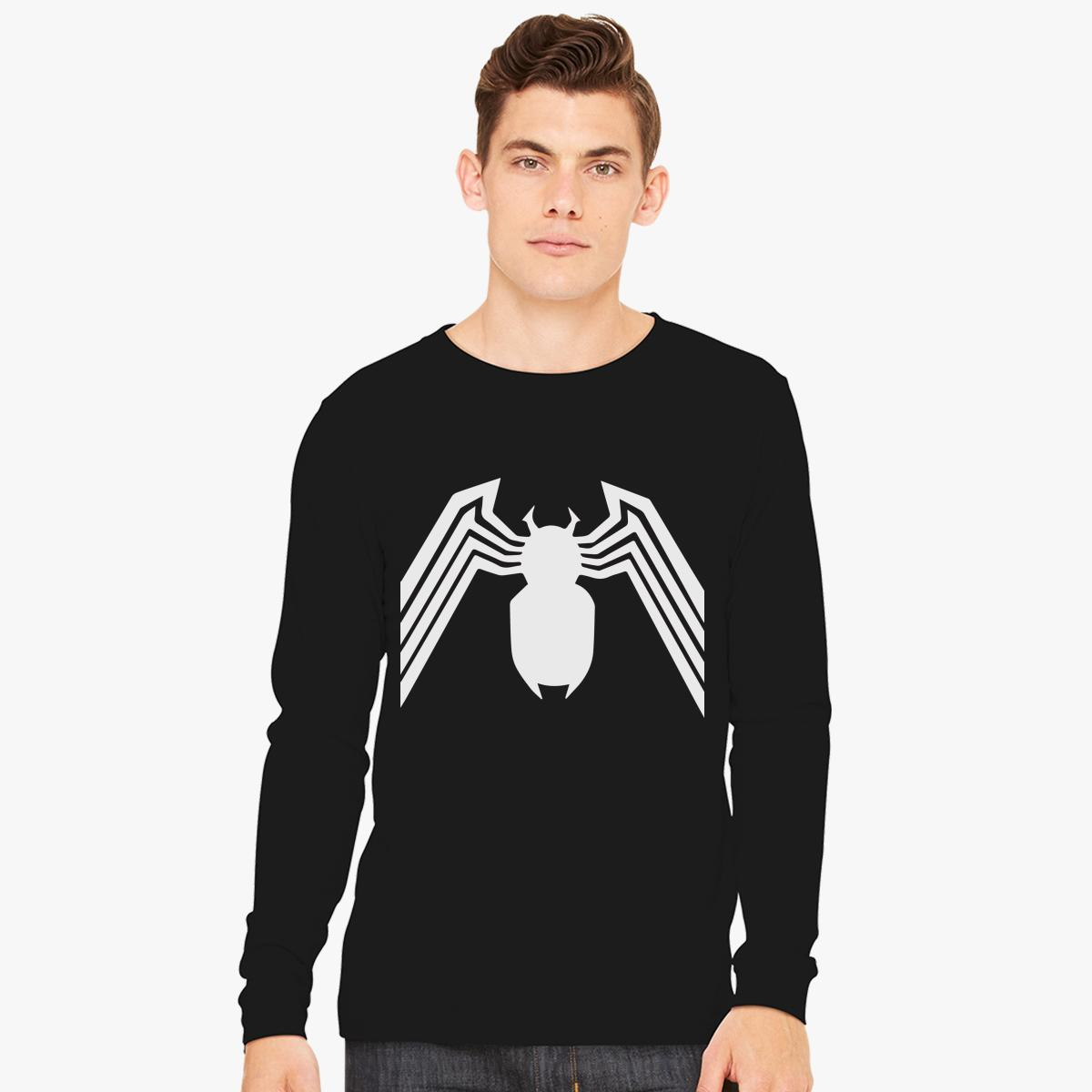 Venom Spider-Man Long Sleeve T-shirt
