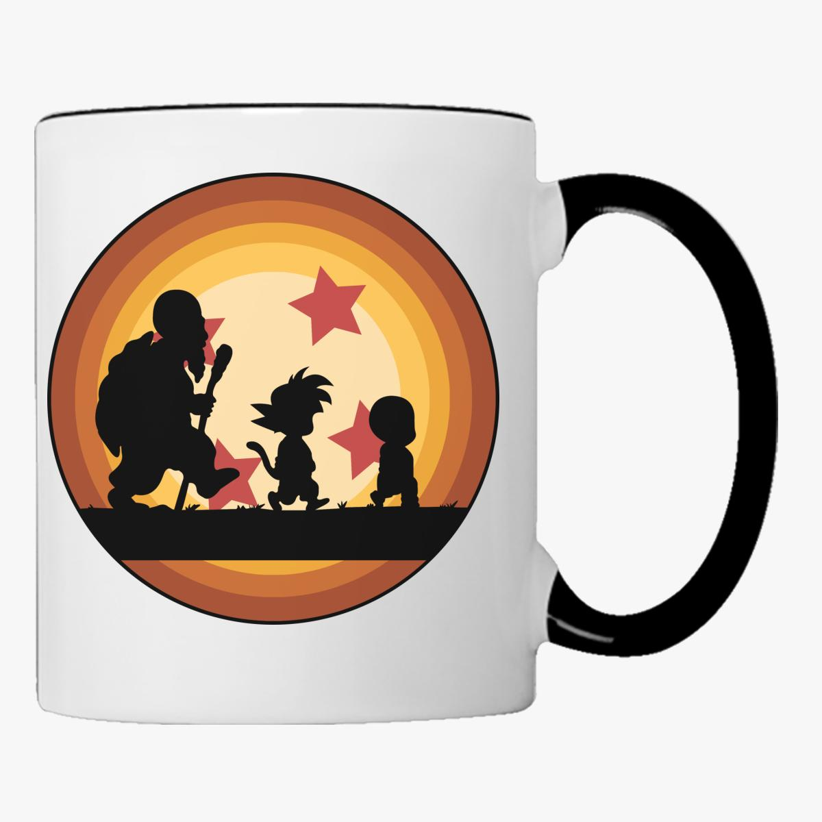 Goku Dragon Ball Z Coffee Mug