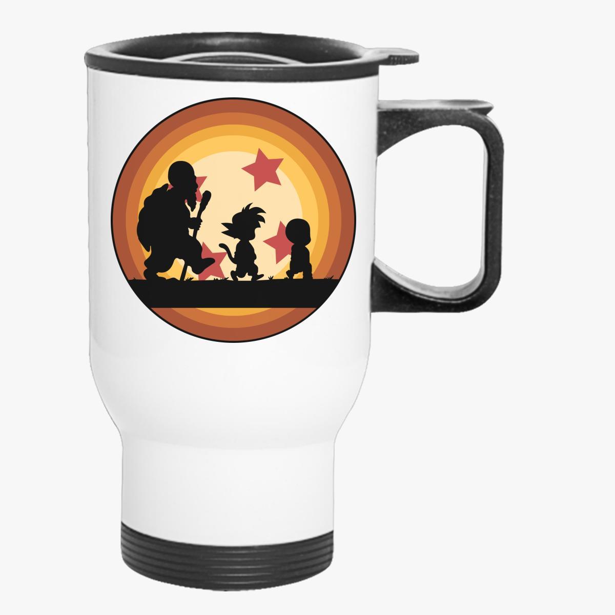 Goku Dragon Ball Z Travel Mug