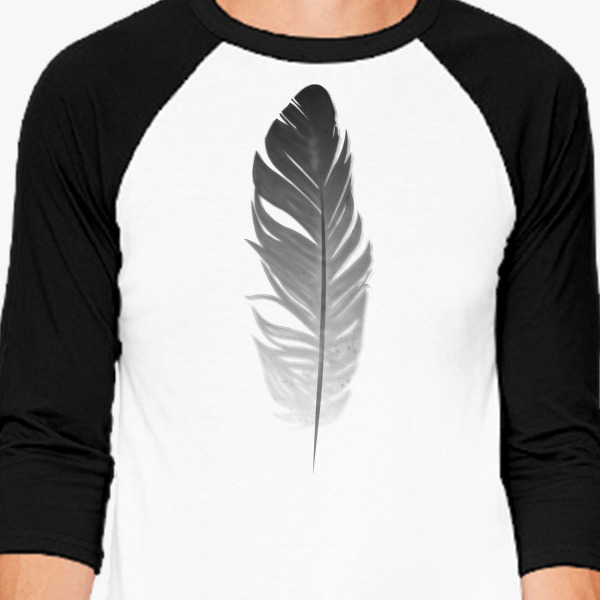 Feather Baseball T-shirt, 26818