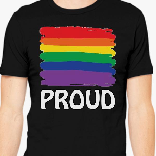 Buy Proud Men's T-shirt, 274115