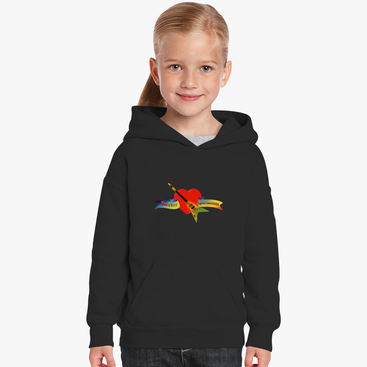 Tom Petty And The Heartbreakers Kids Hoodie