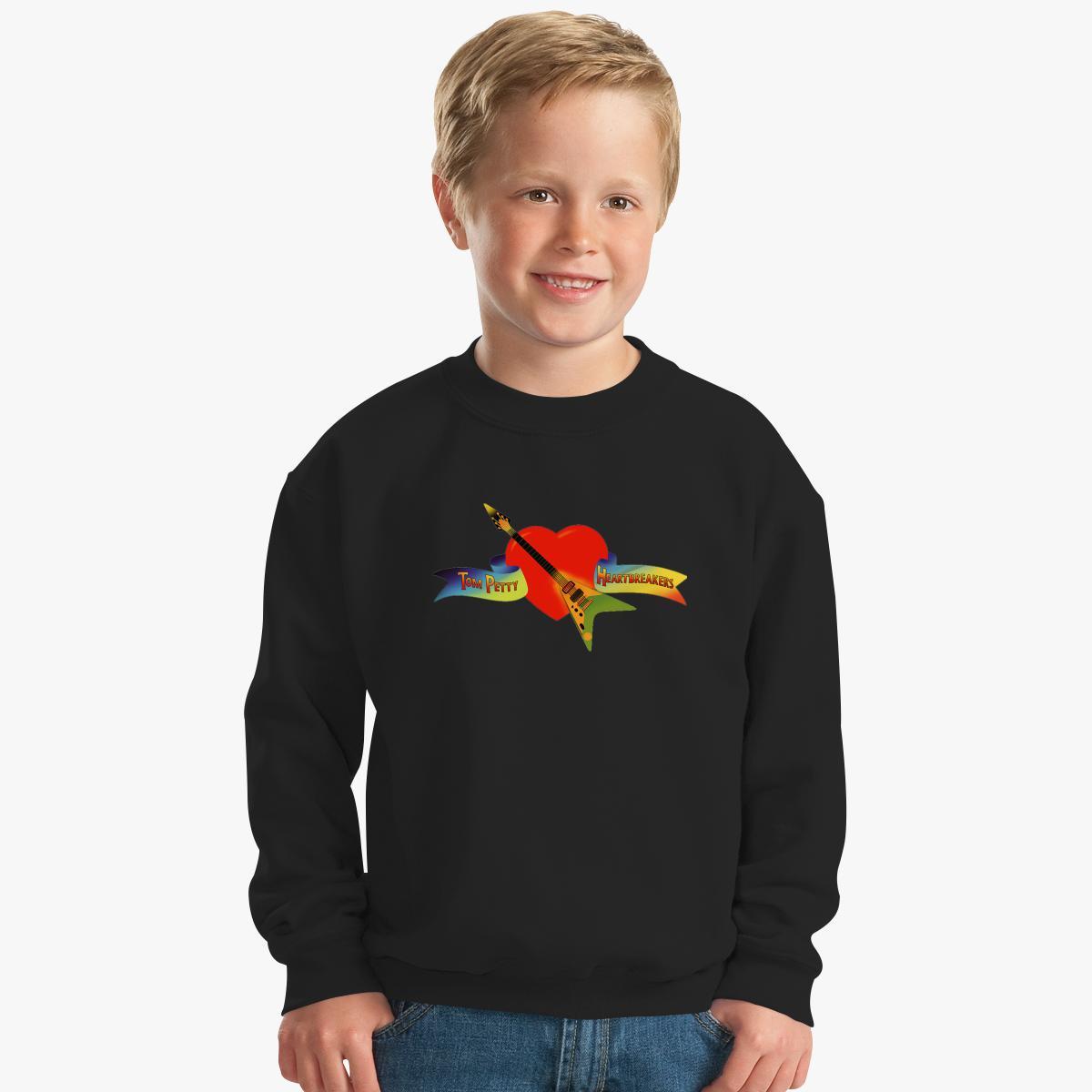 Tom Petty And The Heartbreakers Kids Sweatshirt