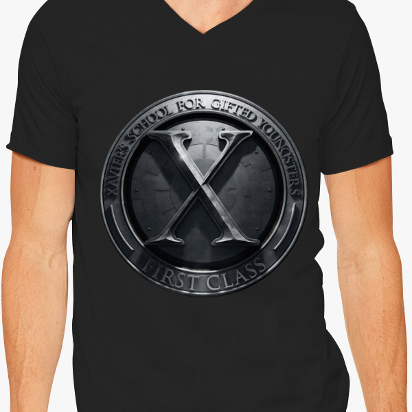 X-MEN V-Neck T-shirt, 302803