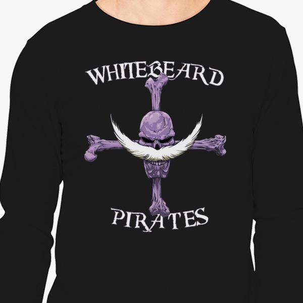 Whitebeard pirates logo - photo#40