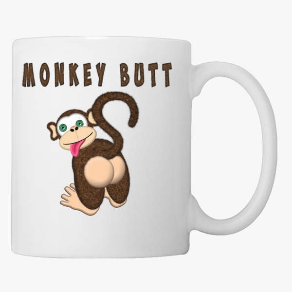 Monkey Butt New Begining Coffee Mug, 371319