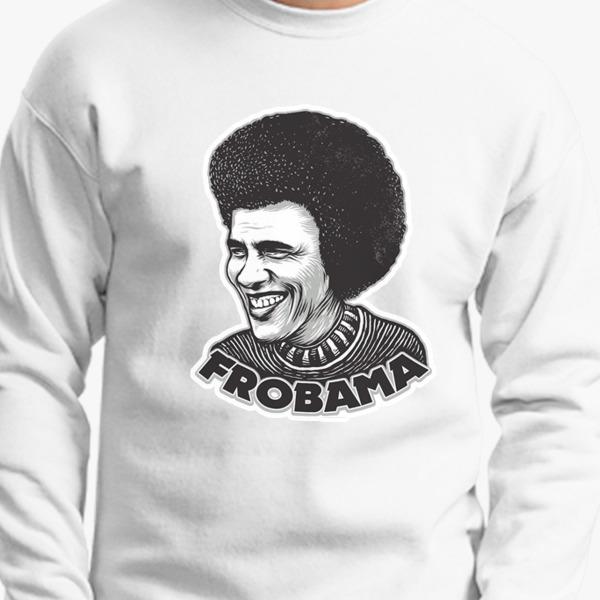 Buy Frobama Crewneck Sweatshirt, 37333