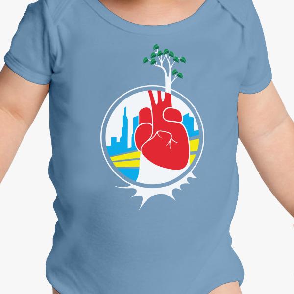 Buy Tree Logo Baby Onesies, 433083