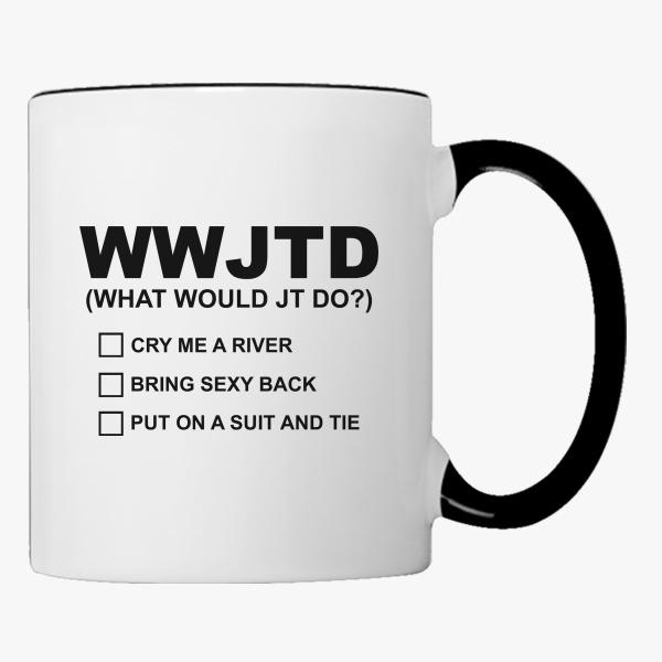 Buy Justin Timberlake Do? Coffee Mug, 4344