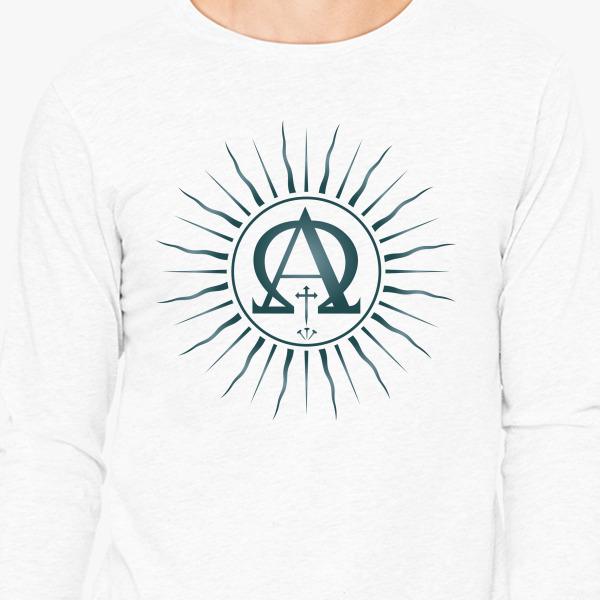 Alpha Omega Long Sleeve T-shirt, 440666