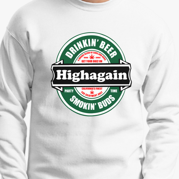Highagain Crewneck Sweatshirt, 46441