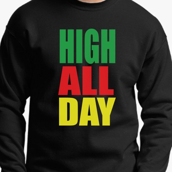 Buy High Day Crewneck Sweatshirt, 46643