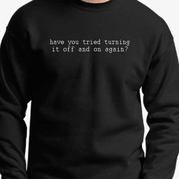 Buy ever tried? Crewneck Sweatshirt, 47885