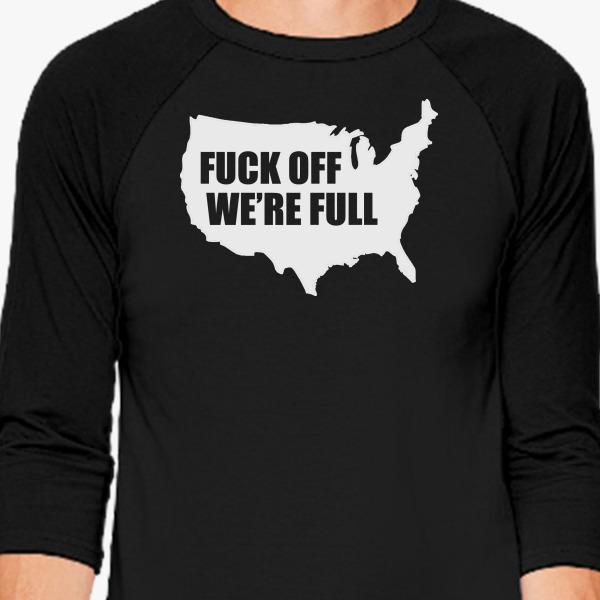 Buy Full Baseball T-shirt, 49169
