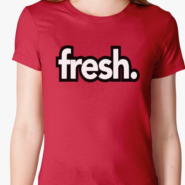 Buy Fresh Women's T-shirt, 49406