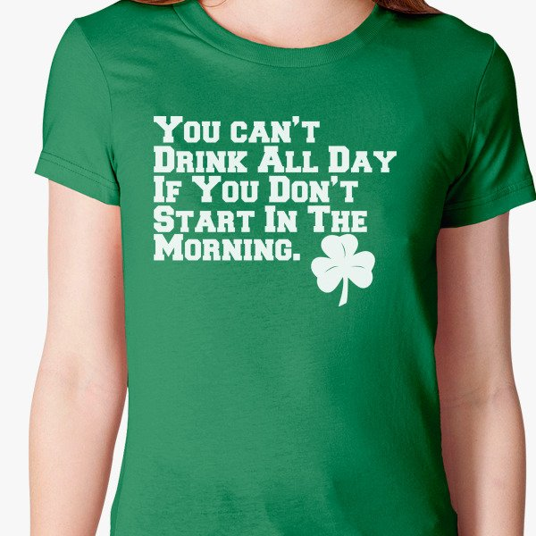 Buy drink day Women's T-shirt, 503277