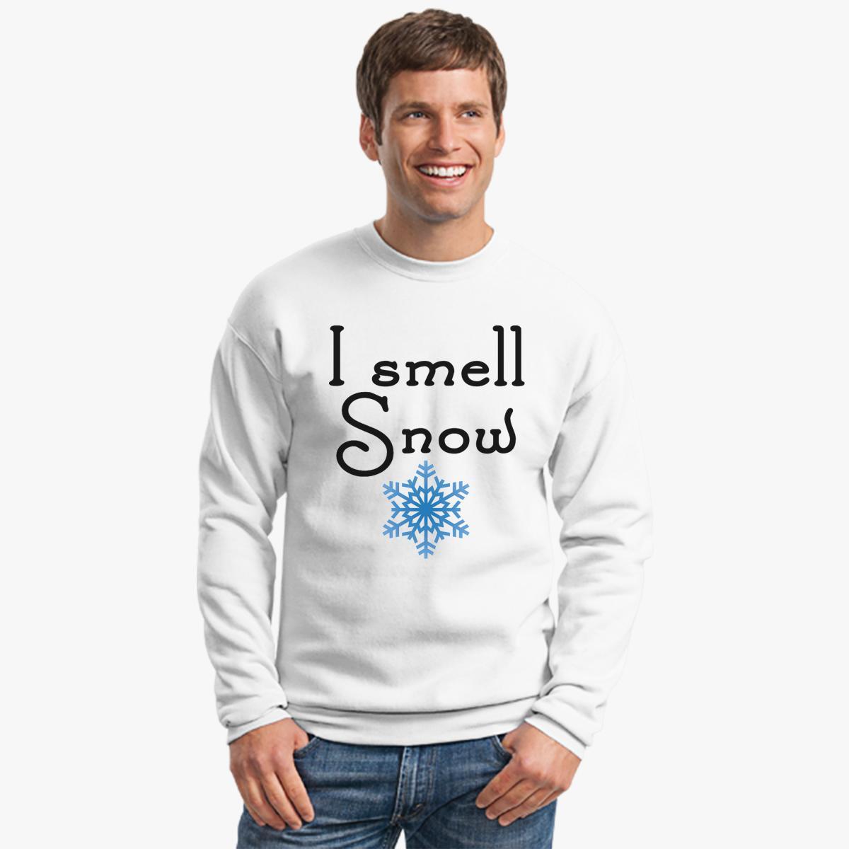 Gilmore Girls - I smell Snow  Crewneck Sweatshirt