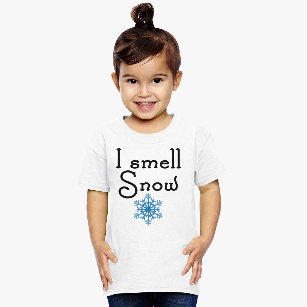 Gilmore Girls - I smell Snow  Toddler T-shirt