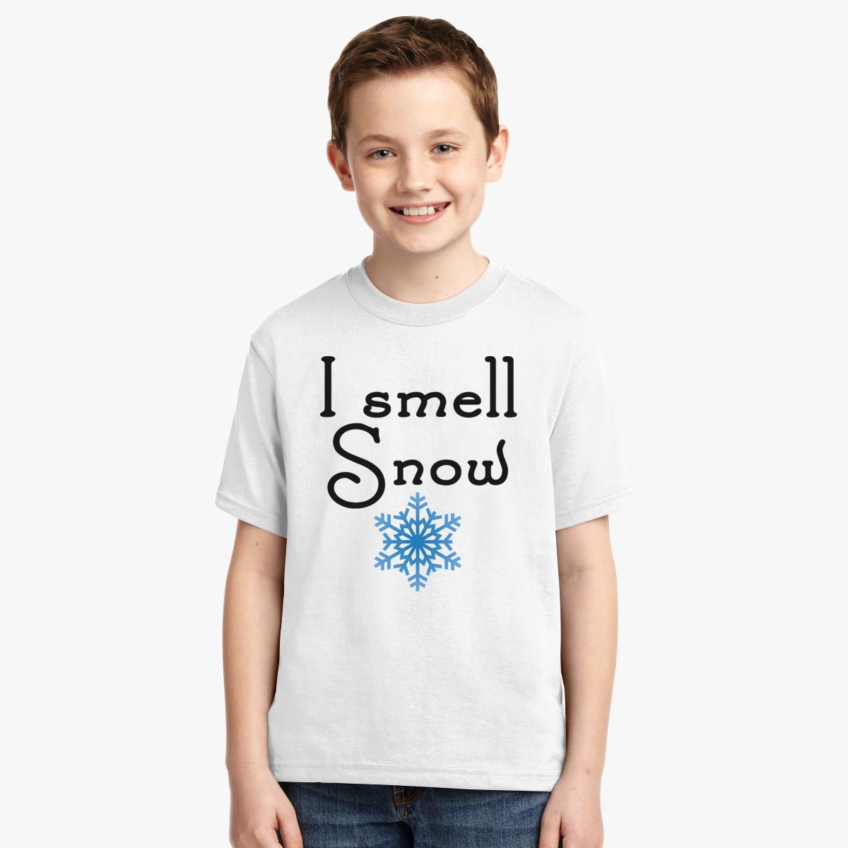 Gilmore Girls - I smell Snow  Youth T-shirt