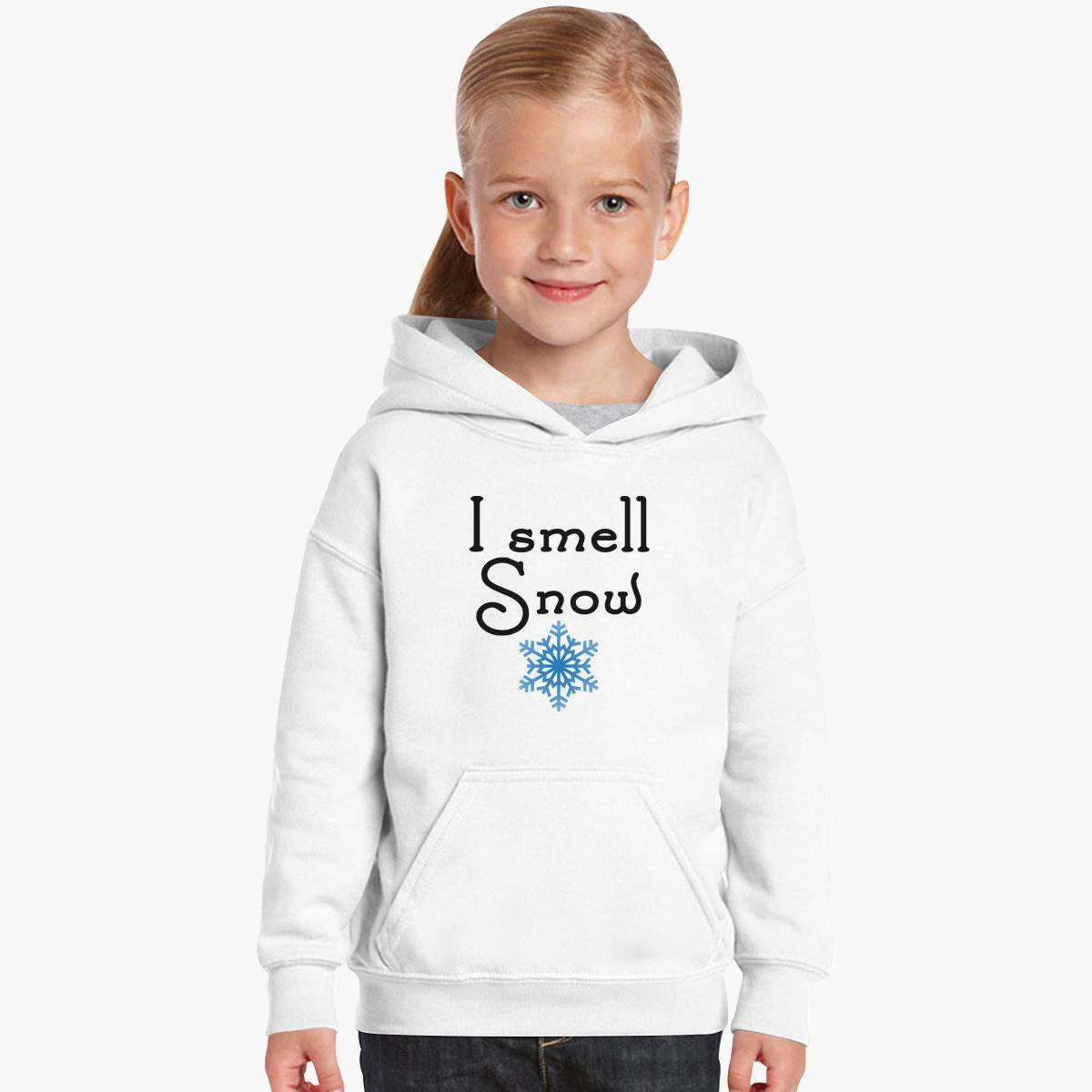 Gilmore Girls - I smell Snow  Kids Hoodie