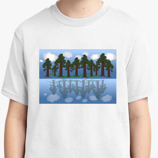 Reflection Youth T-shirt, 520850