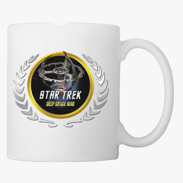 Buy Star trek Federation Planets Deep Space Nine Coffee Mug, 536874