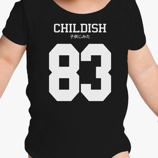 Buy Childish Gambino 83 Baby Onesies, 639197
