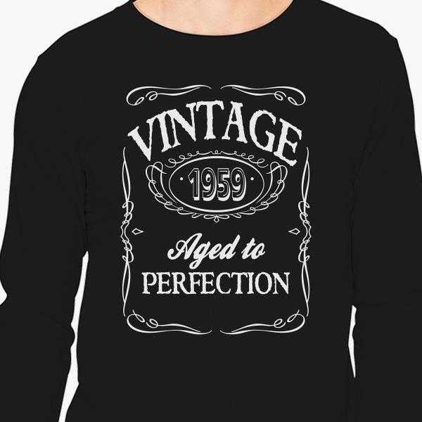 Buy VINTAGE 1959 Long Sleeve T-shirt, 65531